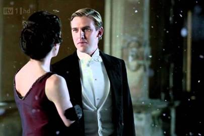 Mary and Matthew, Downton Abbey