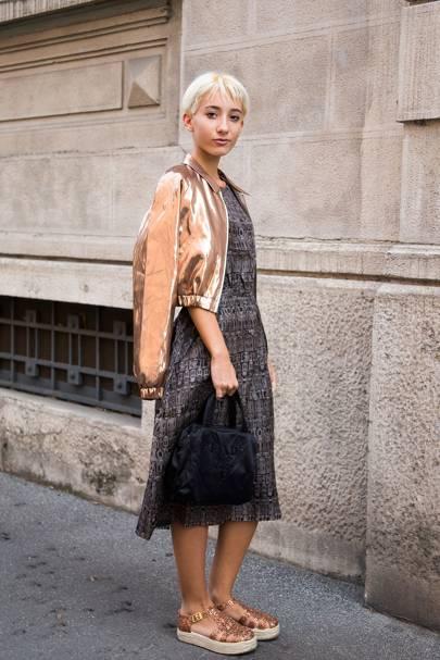 Elisa Carassai, student