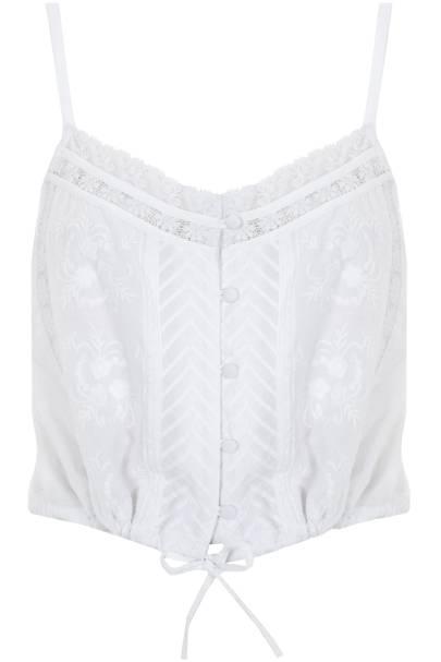 White camisole, £24