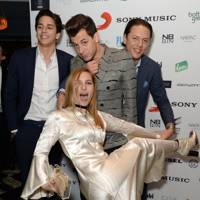 Sony Music after-party - February 24 2016