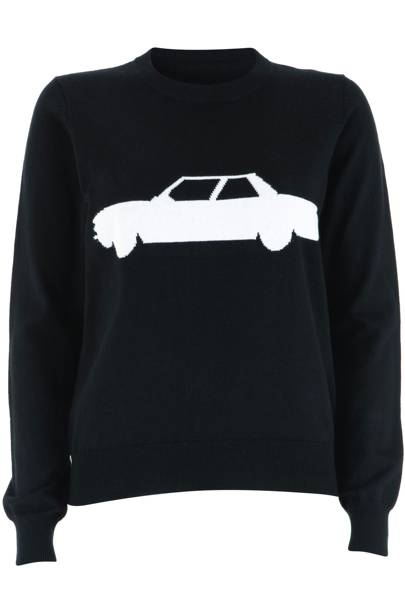 Car jumper, £65