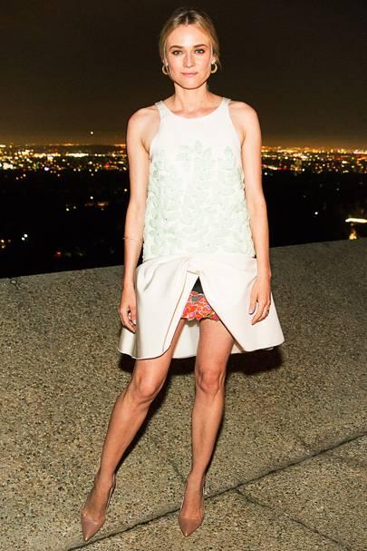 mytheresa.com x Diane Kruger dinner, LA - June 3 2014