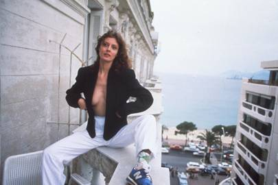 At Cannes in 1978
