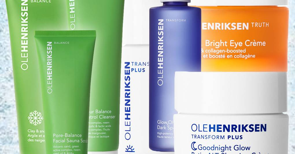 Cult Skincare Brand Ole Henriksen Is Returning To The UK