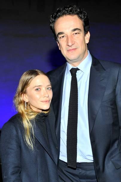Mary Kate Olsen Olivier Sarkozy Wedding New York British Vogue