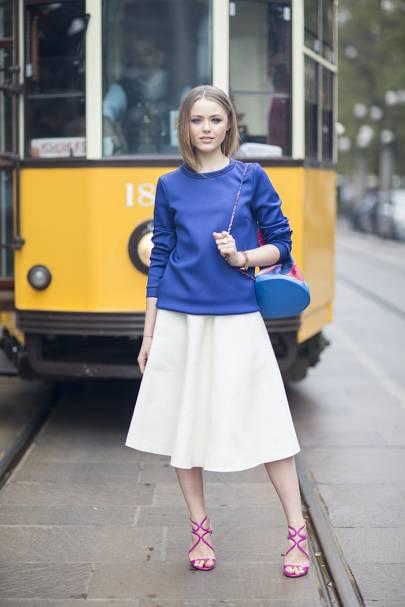 Kristina Bazan, blogger