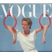Vogue Cover, May 1983