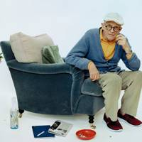 Admire the work of David Hockney