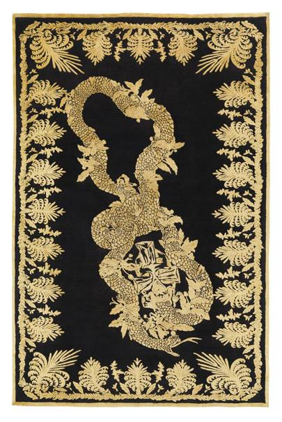 Alexander McQueen for The Rug Company