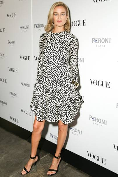 The Visionary World of Vogue Italia Exhibition Opening Night, New York - October 14 2014