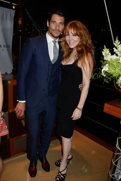 Johnnie Walker Blue Label and David Gandy Drinks Reception, London - July 16 2013