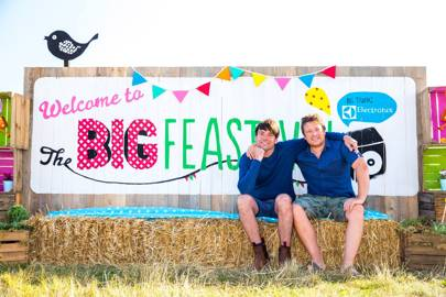 Best for…foodies: Big Feastival