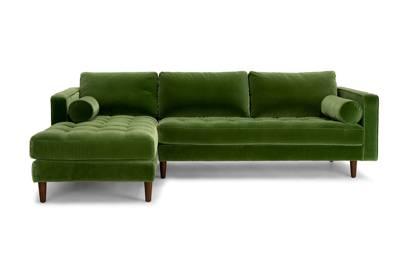 Best Green Sofas To Buy British Vogue