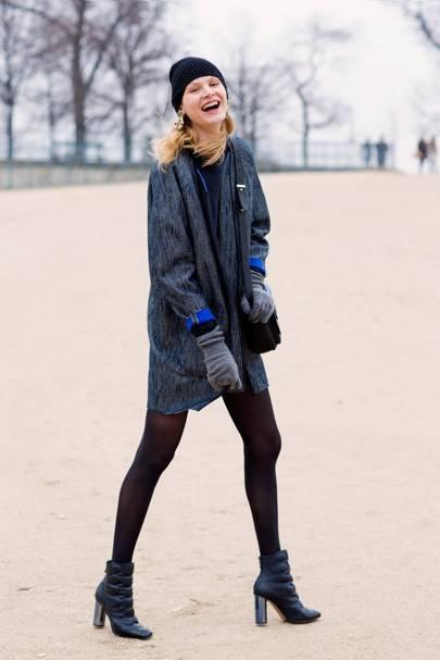Viktoria Sekrier, stylist