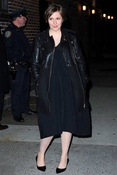 Late Show with David Letterman, New York - January 6 2014