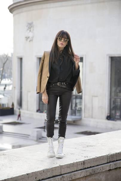 Evangelie Smyrniotaki, blogger