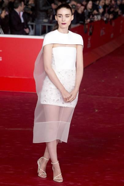 Her premiere, Rome Film Festival – November 10 2013