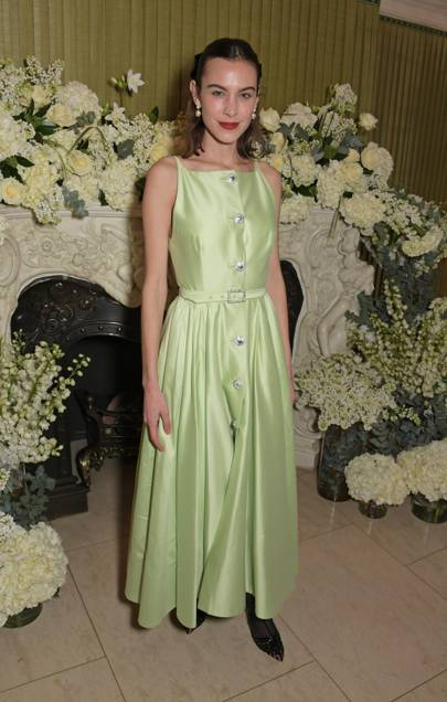 The Vogue & Tiffany Fashion And Film Party 2019, Annabel's - February 10 2019