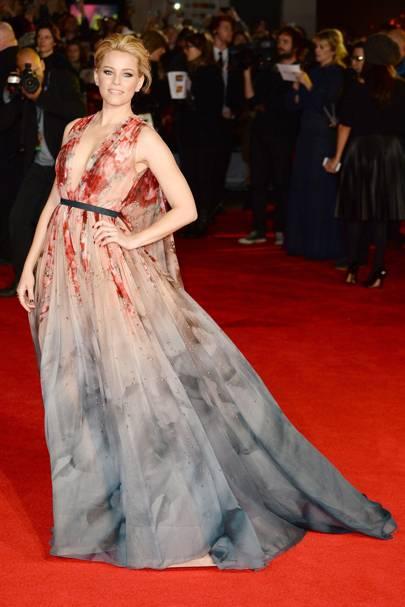 The Hunger Games: Mockingjay – Part 1 premiere, London - November 10 2014