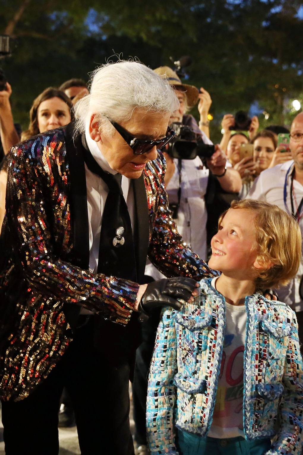 ba1d94f821 Karl Lagerfeld  Life in Pictures