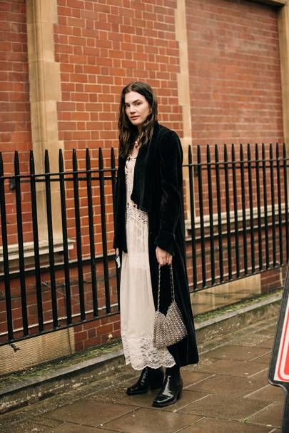 286e7cc1db The Best Street Style From London Fashion Week