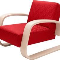 Supreme/Artek Aalto Tank 400 Chair