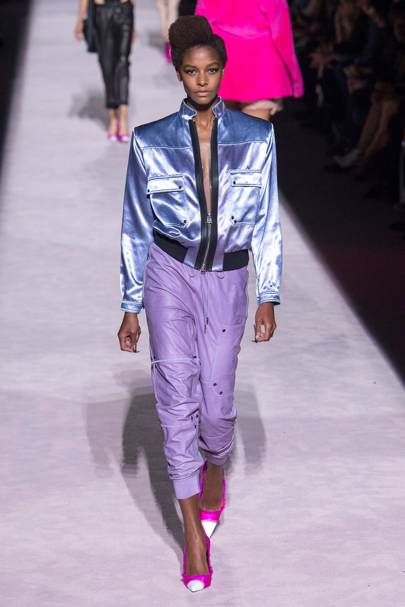 Tom Ford Spring Summer 2018 Ready-To-Wear show report   British Vogue 4287dfb3cb3c