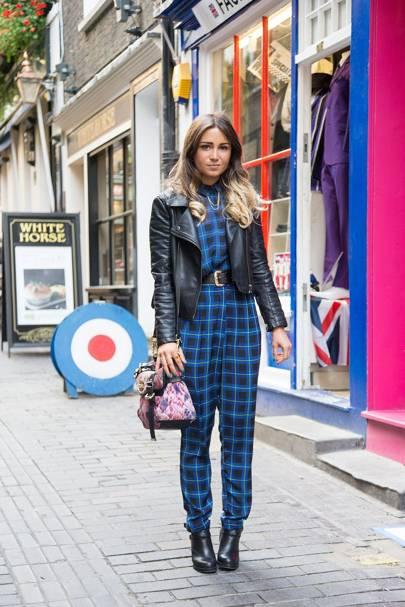 Carlotta Constant, freelance assistant stylist