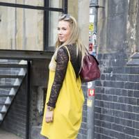 Philippa Hunter, graduate fashion designer