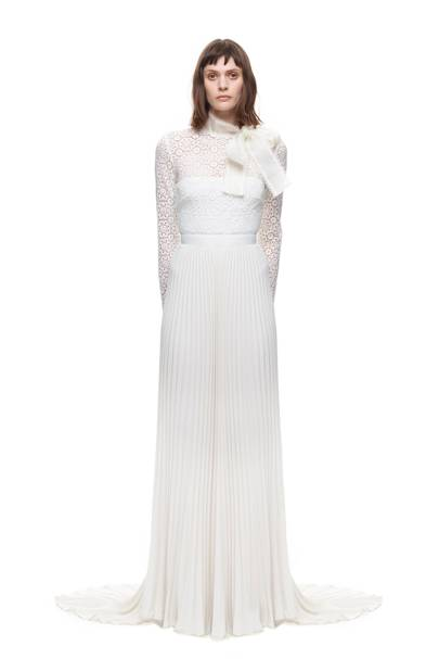 Self-Portrait Bridal Collection Brand Profile Han Chong | British Vogue