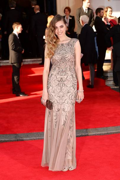 BAFTA Television Awards, London - May 18 2014