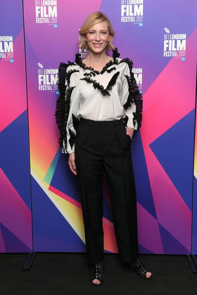 BFI London Film Festival - October 6 2017