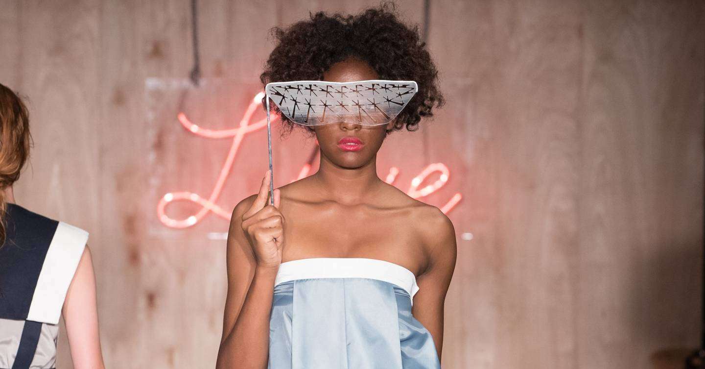 5484485b4001 Kingston University Ma Spring/Summer 2017 Ready-To-Wear show report    British Vogue
