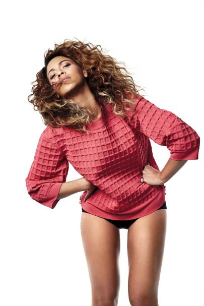Beyoncé Knowles told the May issue of Vogue
