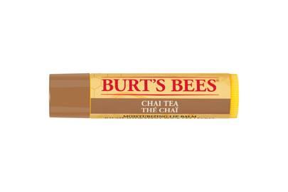 Burts Bees Moistruising Lip Balm in Chai Tea