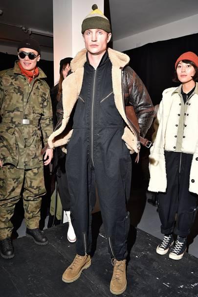 71e344a88a38 Nigel Cabourn Autumn Winter 2017 Menswear show report