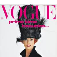 Vogue Cover, October 1991