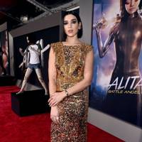 """Alita: Battle Angel"" premiere, Los Angeles - February 5 2019"