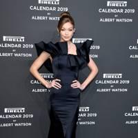 Pirelli Calendar Gala, Milan - December 5 2018