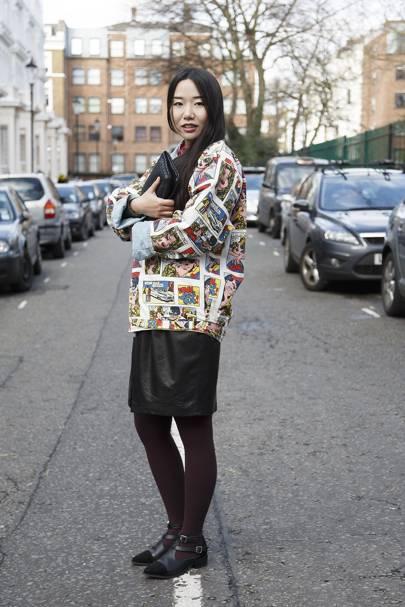 Lui Xu, interior designer