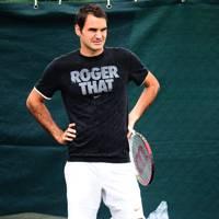 8. Roger Federer