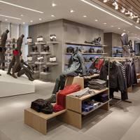 Inside Calvin Klein Jeans Regent Street Store