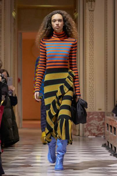 42989bbd Kenzo La Collection Memento Autumn/Winter 2018 Ready-To-Wear collection
