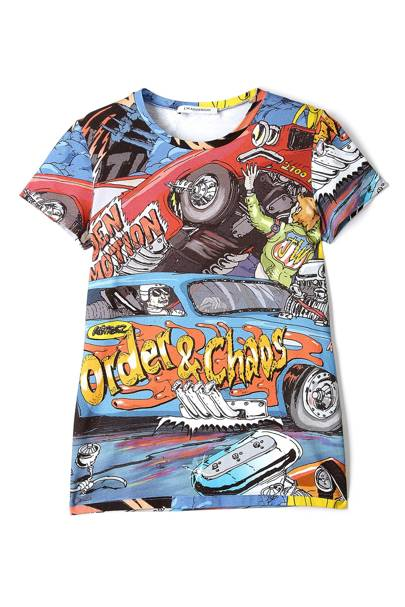 Comic book T-shirt, £179 , JW Anderson