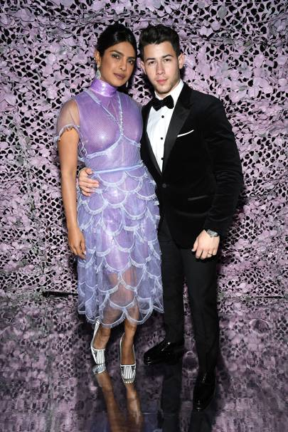 Priyanka Chopra And Nick Jonas Take Couple's Styling To The Next Level In Cannes