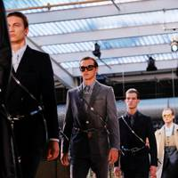 And there was menswear, too