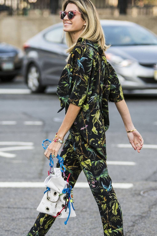 1020 - Лучшие образы New York Fashion Week.