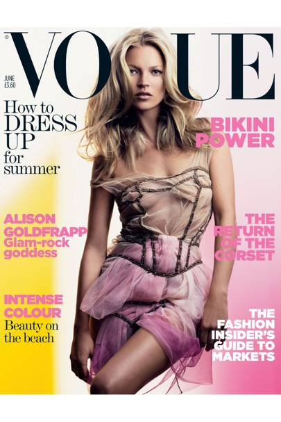 Vogue Cover, June 2006