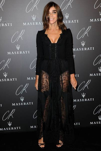 CR Fashion Book launch - September 30 2014