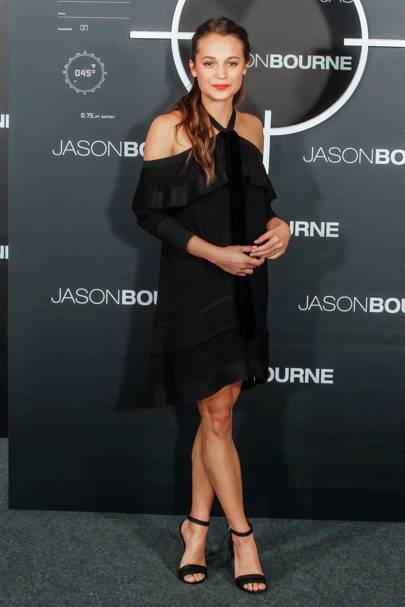 Jason Bourne photocall, Madrid - July 13 2016